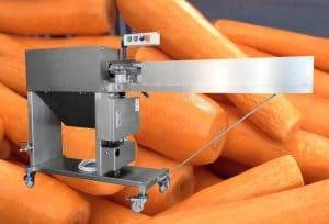 Automatic Blade Type Carrot Peeling Machine for Sale