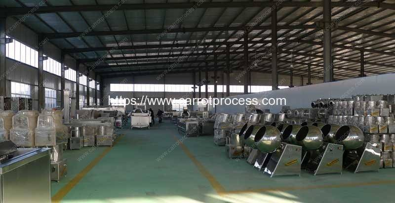 Carrot-Processing-Machine-Factory-Visit-Romiter-Machinery