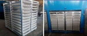 Electric-Heating-Batch-Type-Dryer-Oven-Internal-Container