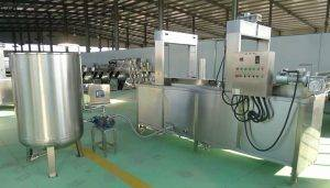 Full Automatic Carrot Frying Machine for Sale