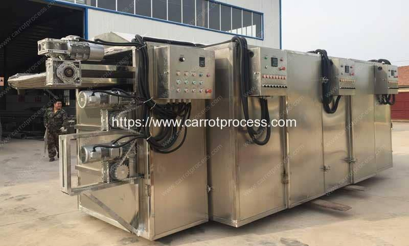 Full-Stainless-Steel-Melti-Layer-Belt-Dryer-Oven