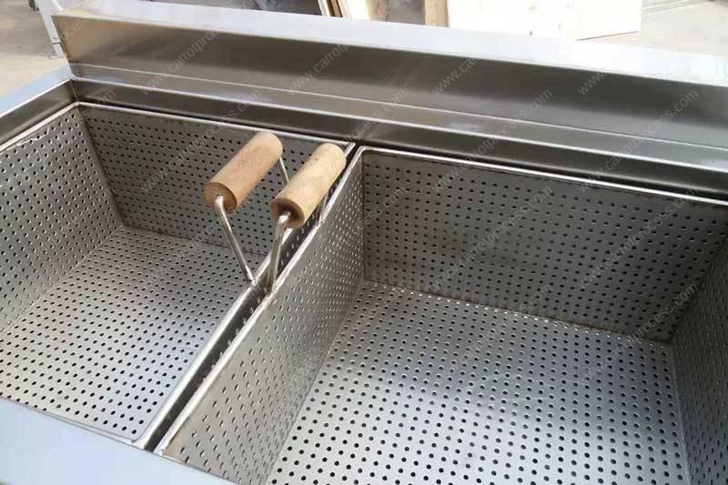 Manual-Type-Carrot-Blanching-Machine
