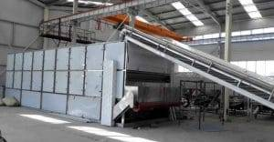 Full Automatic Multi-Layer Belt Type Dryer Oven