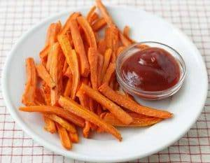 Semi-Automatic Carrot Stick Fries Production Line