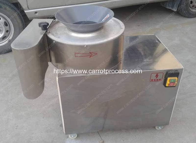 Stainless-Steel-Carrot-Chips-Cutting-Machine