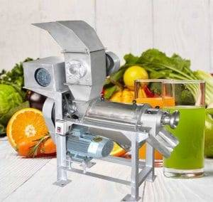 Automatic Carrot Juice Making Machine with Crushing Function
