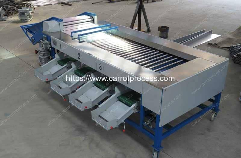 Automatic-Rolling-Bar-Type-Carrot-Size-Sorting-Machine-for-Sale