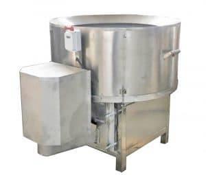 Drum Type Carrot Washing Peeling Machine