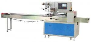 Automatic Carrot Wrapping Packing Machine