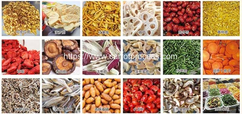 Automatic-Carrot-Chips-Vacuum-Frying-Machine-Product