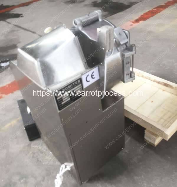 Automatic-Carrot-Dicer-Cutting-Machine-Delivery-to-Lithuania-Customer