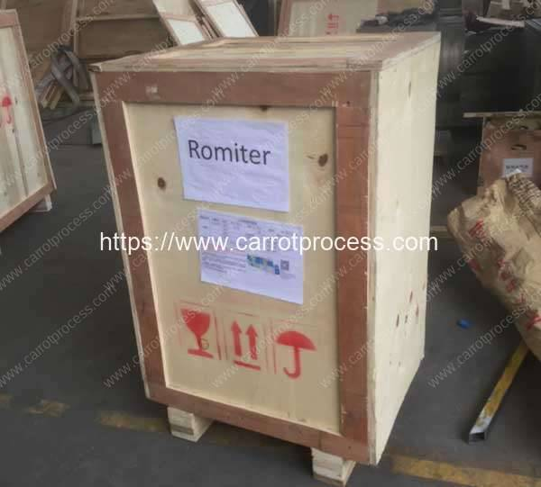 Automatic-Carrot-Dicer-Cutting-Machine-Package-for-Lithuania-Customer