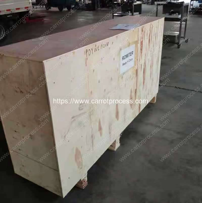 Automatic-Carrot-Knife-Peeling-Machine-Delivery-Plywood-Package