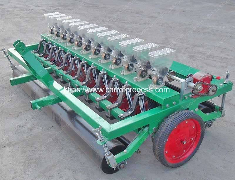 Automatic-Carrot-Seeds-Planter-Machine
