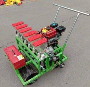 Diesel Type Carrot Seeds Planter Machine