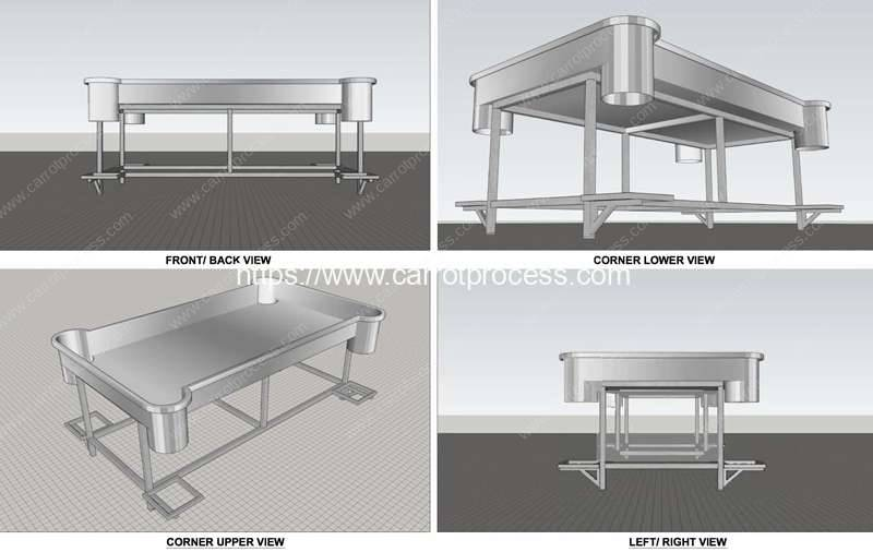 Stainless-Steel-Desk-with-Filling-Port-for-USA-Customer