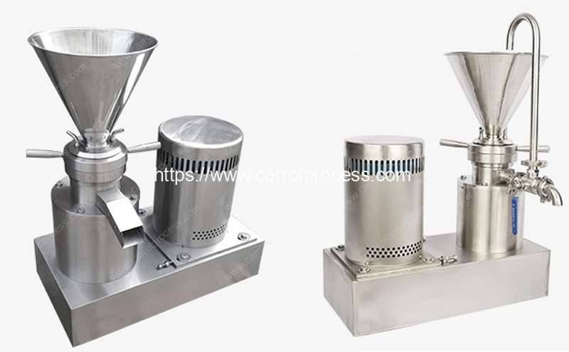 Automatic Carrot Puree Grinder with Recycling Function