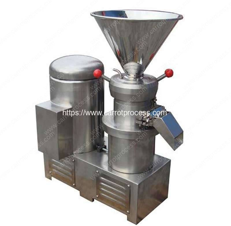 Full-Stainless-Steel-Carrot-Puree-Colloid-Mill-Machine
