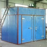 Electric Heating Type Carrot Slice Dryer Oven