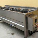 Manual Batch Type Carrot Frying Machine