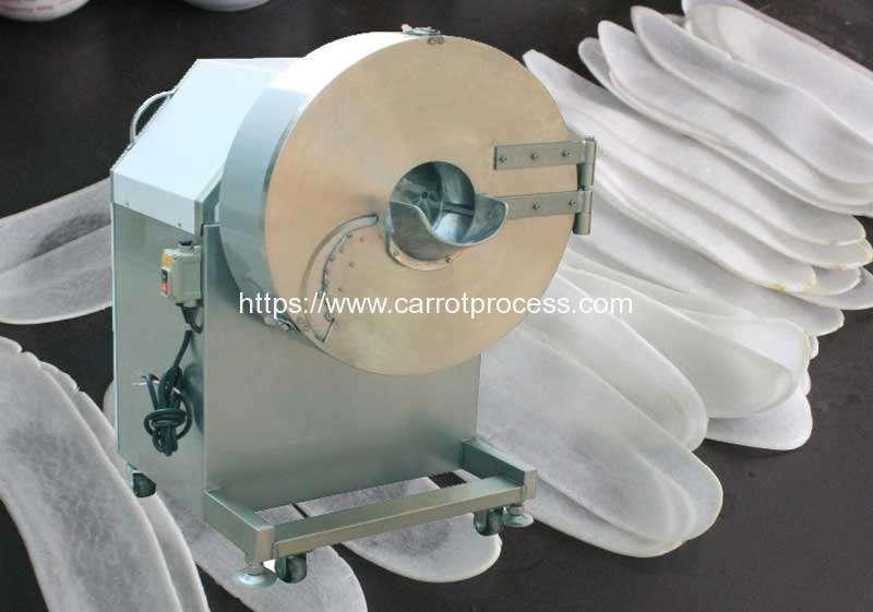 Large-Type-Carrot-Strip-Cutting-Machine