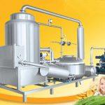 Low Temperature Carrot Chips Vacuum Fryer Machine