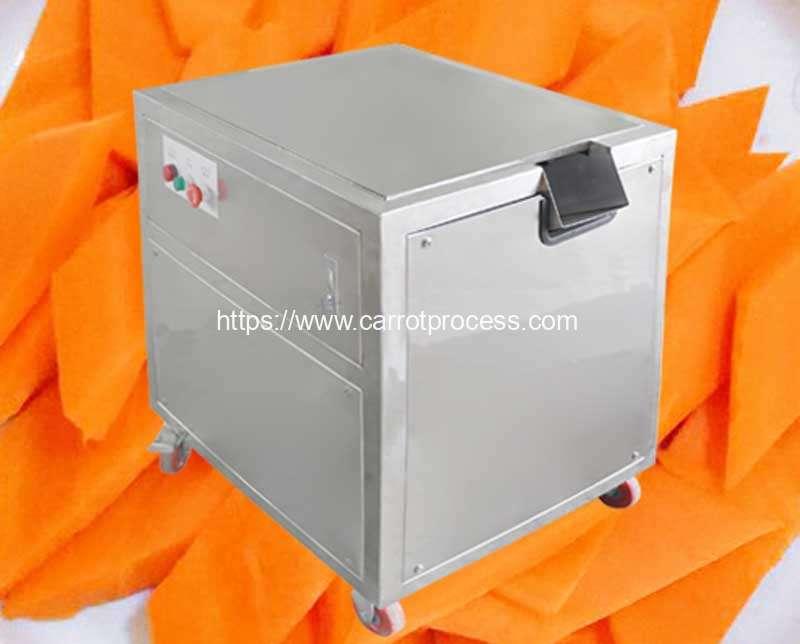 Automatic-Carrot-Rhombus-Cutting-Machine
