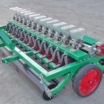 Trailed Type Carrot Seeds Planter Machine