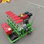 Diesel Type Carrot Seeds Planter Machine
