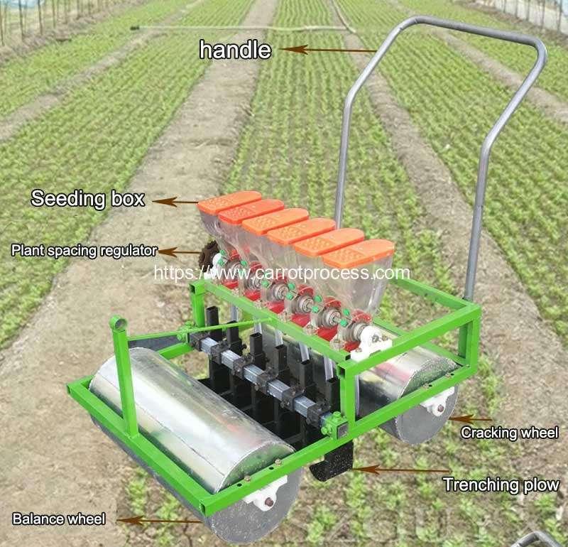 Manual-Type-Onion-Seeds-Planter-Machine